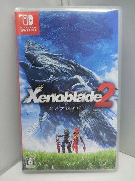 【中古】Nintendo Switchソフト Xenoblade2 ゼノブレイド2 RPG ニンテンドースイッチ専用【出雲店】