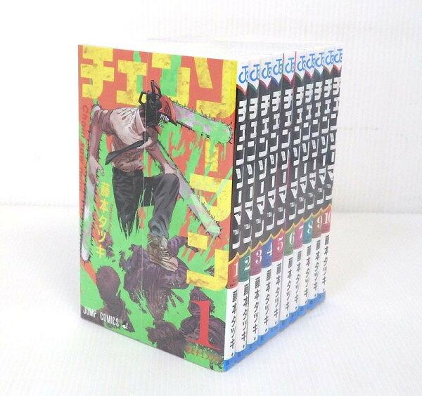 中古 チェンソーマン1〜10巻セット以下続巻セット コミック  米子店