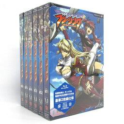 《Blu-ray》《未開封》フリージング (初回限定生産版) 全6巻セット/アニメブルーレイ