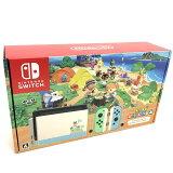 【中古】《未使用》 任天堂 Nintendo Switch あつまれ どうぶつの森セット 新型モデル (HAD-S-KEAGC) 【スイッチ本体】【ゲーム】【山城店】