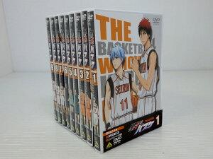 【中古】黒子のバスケ2ndSEASON全9巻セット(DVD版)【DVD】【送料無料】【米子店】