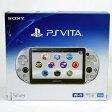 【中古】SONY PlayStation Vita PCH-2000 Wi-Fiモデル シルバー/プレイステーションヴィータ/PS VITA 本体【ゲーム】【山城店】