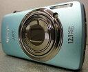 【中古】Canon/キャノン コンパクトデジタルカメラ IXY DIGITAL 930 IS PC1437 ブルー 【0213313585】【デジタルカメラ】【コンデジ】【福山店】[171]