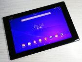 【中古】【美品】au SONY Xperia Z2 Tablet SOT21 Black 【353965060930978】【○残債なし】【白ロム】【タブレット・Tablet】【家電】[164]【福山店】