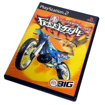 【中古】 EA PS2 フリークスタイル モトクロス エレクトロニックアーツ/プレステ2【生活館】