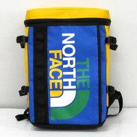 THE NORTH FACE FUSE BOX ザ ノースフェイス ヒューズボックス カラー:黄色 /バックパック/リュック《バッグ/かばん/鞄》アクセサリー\メンズバッグ\リュック・バックパック