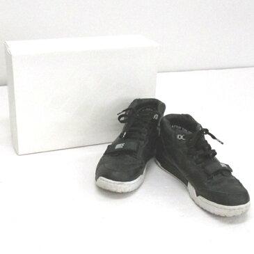 【中古】【メンズ古着】NIKE ナイロン AIR TRAINER1 MID SP FRAGMENT/サイズ:27.5cm/カラー:ブラック/スニーカー/靴 シューズ【山城店】