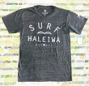 ○o。【新作入荷!!】SURF-N-SEA(サーフアンドシー)VISSLA (ヴィスラ)コラボ メンズ レディースユニセックスサイズ (男女兼用)Tシャツ*S*M*L ハレイワ サーフショップ ハワイ大人気ブランド サーフィン サーファー ハワイ直輸入。o○
