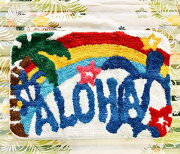 ハワイアン ホヌレインボー インテリア レインボー
