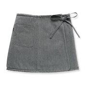 ソフゥール ウエストウォーマー スカート オーストラリア メリノウール