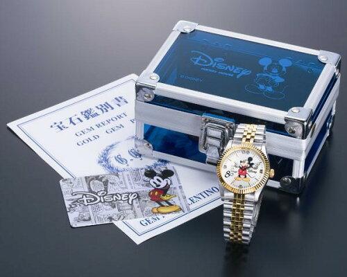 ミッキー誕生80周年記念時計ミッキーマウス腕時計(rs1)【楽ギ...