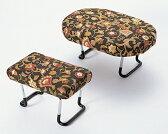 携帯用正座椅子 ワンタッチ式 折りたたみ らくらく正座椅子 D-5 / D-6 【smtb-k】(携帯用 折畳み 正座椅子 正座イス)