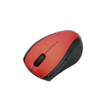 [ELECOM(エレコム)] 静音Bluetoothマウス(BlueLED 5ボタン) M-BT16BBSRD
