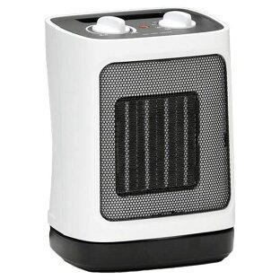 DBK セラミックファンヒーター ホワイト DCJ800A スイッチを入れると即、温たかい風を出す小型暖房器。【デービーケー セラミックヒーター 電気ヒーター 省エネ 暖房器具 足元 おすすめ ランキング 通販 メンズ レディース キッズ 大人 子供】の画像