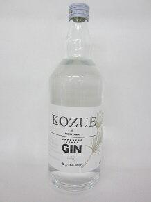 ビール・洋酒, その他 BCKOZUE GIN 700ml 47