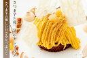 さつま芋と和三盆のモンブラン 240g(60g×4個入り) 冷凍ケーキ 栗 さつまいも