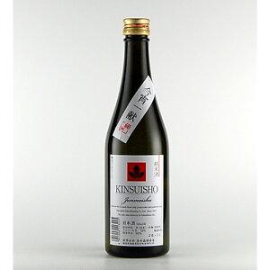 【福島の地酒】【福島市松川町】金水晶 純米酒 KINSUISHO 500ml