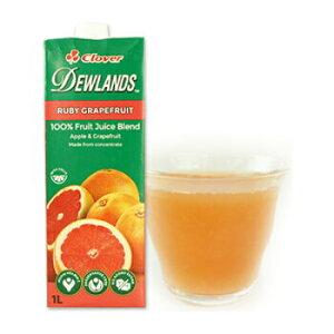 デューランドルビーグレープフルーツジュース1L×1本[常温/冷蔵]【1〜2営業日以内に出荷】[賞味期限:2020年10月31日]
