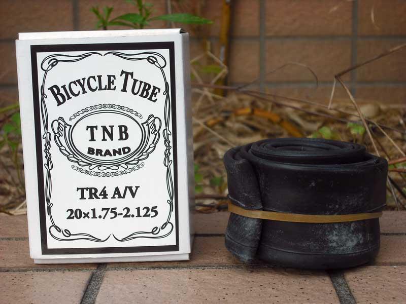 自転車用パーツ, タイヤチューブ BMX TNB TR-4 TUBE20 201.75-2.125
