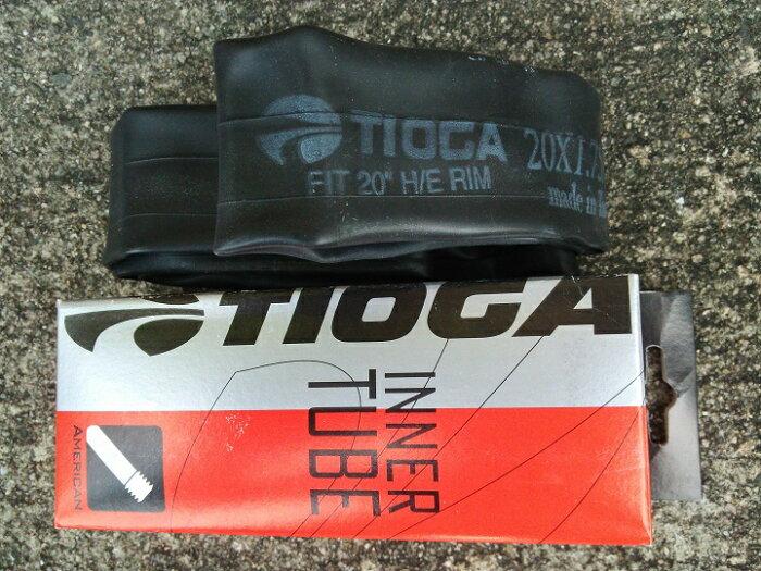 BMX チューブ【TIOGA (タイオガ) 20