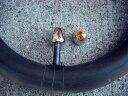 バルブキャップ【CSD 米バルブ用キャップ Domeデザイン】チューブ用キャップ【メール便可能】