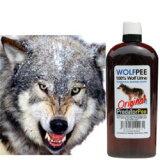 ウルフピー 液体 340ml/本 多くの哺乳類の天敵である狼の尿100%で動物を寄せ付けない!【送料無料】
