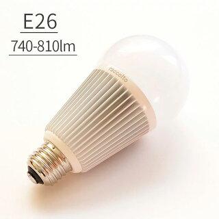 ボーベル リモコン調光調色LED電球 R2 810lm/740lm