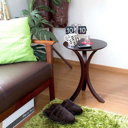 木製サイドテーブル丸キュラスCULUS 机テーブルミニテーブルコーヒーテーブルラウンドテーブル木ソファソファーベッドアンティーク