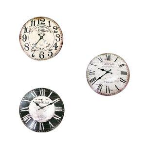 掛け時計 おしゃれ ウォール クロック アンティーク ビンテージ ヴィンテージ インテリア