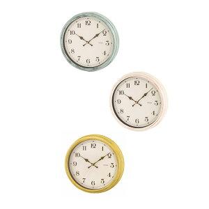 エアリアルレトロ 掛け時計 おしゃれ ウォール クロック デザイン アンティーク フレンチ インテリア