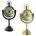 置き時計 ノルマンディースタンドクロック【置時計 時計 卓上 アンティーク レトロ ヴィンテー…