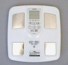 体脂肪や気になる骨量も測れるヘルスメーター体組成計ヘルスメーター MA-300