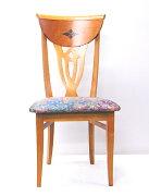 オリーブが嵌め込まれた椅子(1)