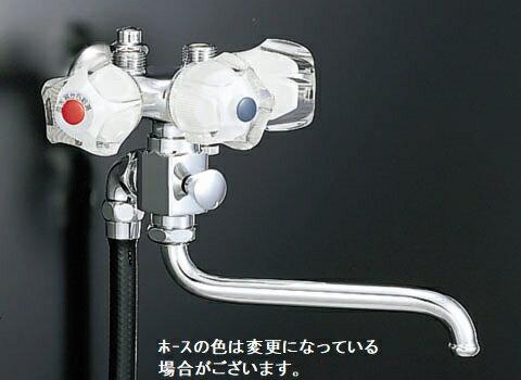 【送料無料】INAX 太陽熱温水器用シャワーバス水栓(13mm)[一般水栓]【スプレーシャワー】【smtb-TK】