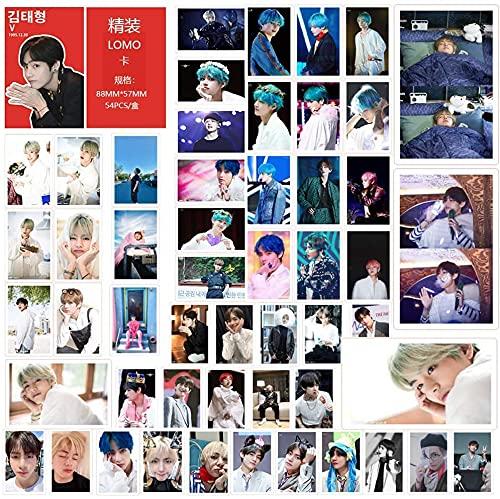 トレーディングカード・テレカ, トレーディングカード YaoShiKou LOMO 54WORLD - PHOTO CARD SET - LOMO CARD 54 (V)