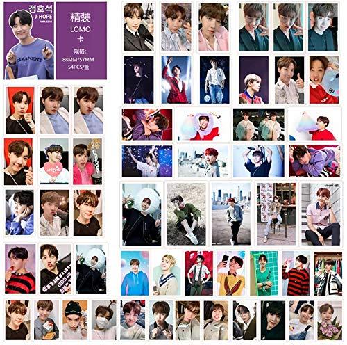 ホビー, その他 YaoShiKou LOMO 54WORLD - PHOTO CARD SET - LOMO CARD 54 (J-HOPE)
