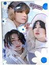 BTS 防弾少年団 バンタン じゆうちょう 白無地 ノート Note Idolpark (BTS-01)