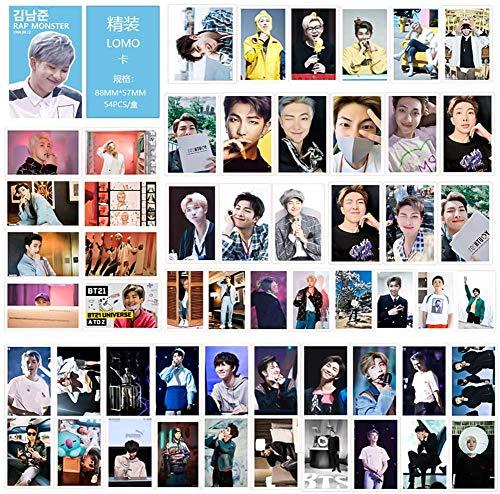 ホビー, その他 YaoShiKou LOMO 54WORLD - PHOTO CARD SET - LOMO CARD 54 (RM)