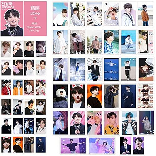ホビー, その他 YaoShiKou LOMO 54WORLD - PHOTO CARD SET - LOMO CARD 54 (JUNGKOOK)