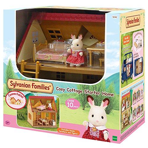 おもちゃ, その他 Sylvanian Families Cosy Cottage Starter Home Set