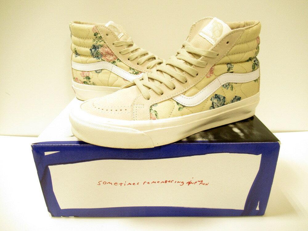 メンズ靴, スニーカー VANS Jim Goldberg (VN0A4BVB00W) size 26cm