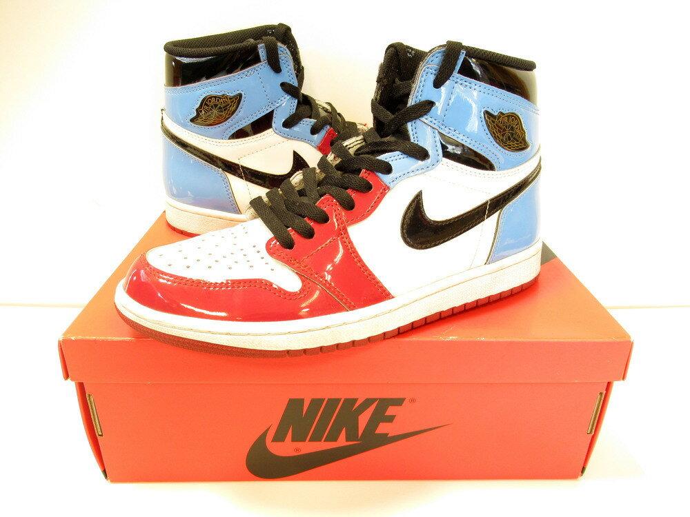 メンズ靴, スニーカー NIKE AIR JORDAN 1 RETRO HIGT OG FEARLESS (CK5666-100) size 26cm