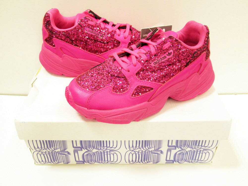 レディース靴, スニーカー adidas ORIGINALS ADIDASFALCON 22cm BD8077 (SH-351)