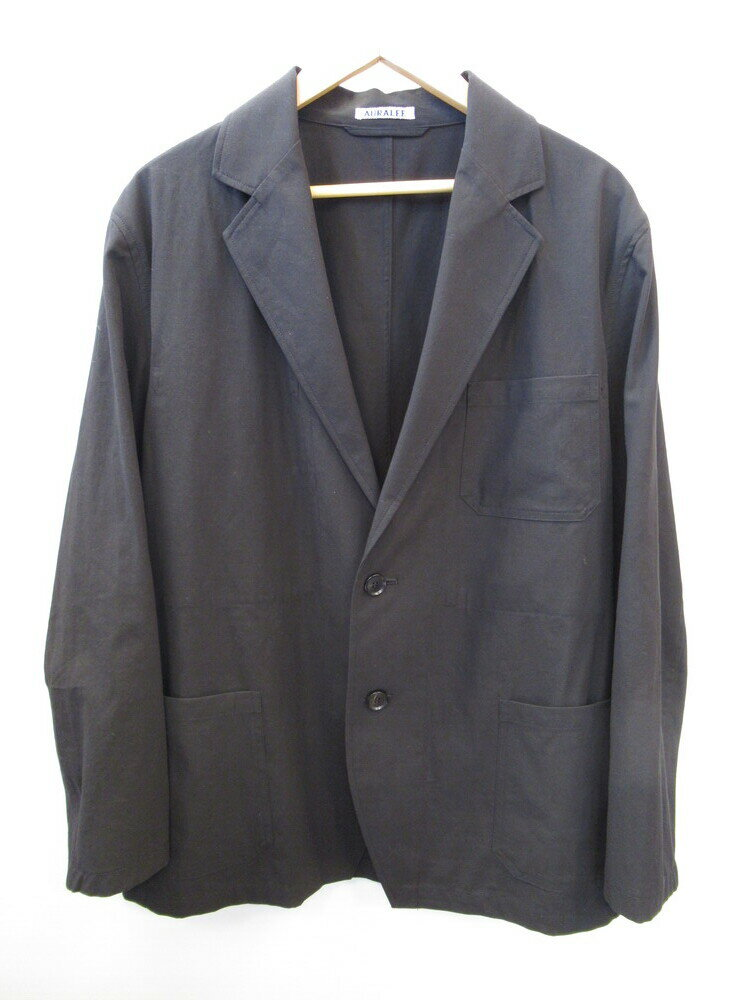 メンズファッション, コート・ジャケット AURALEE FINX HARD TWIST GABARDINE JACKET 3 A20SJ01FB (TP-723)