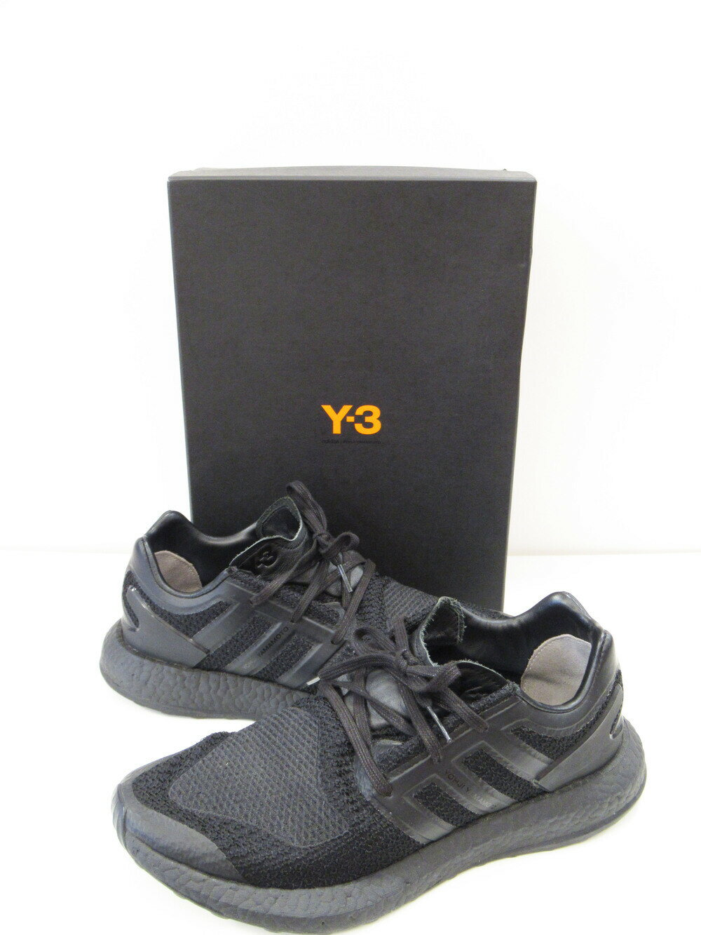 メンズ靴, スニーカー Y-3 PUREBOOST 28cm CP9890 (SH-389)