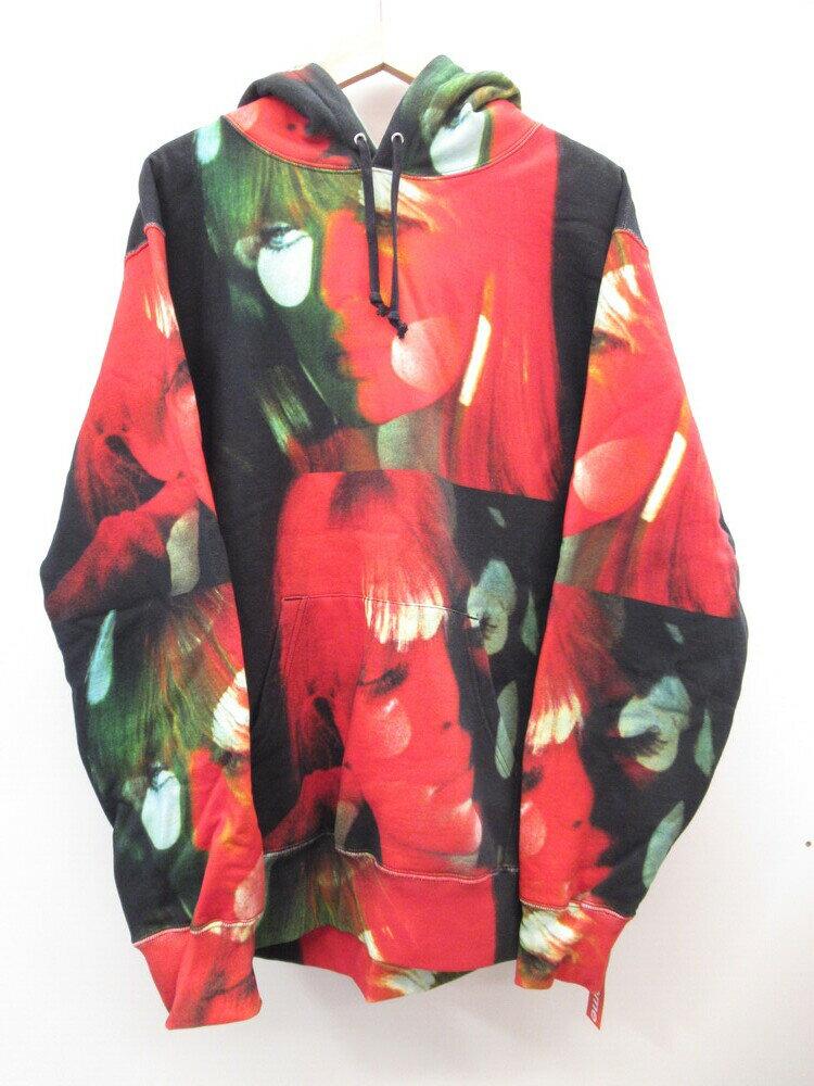 トップス, パーカー SUPREME The Velvet Underground Nico Hooded Sweatshirt Multicolor L (TP-834