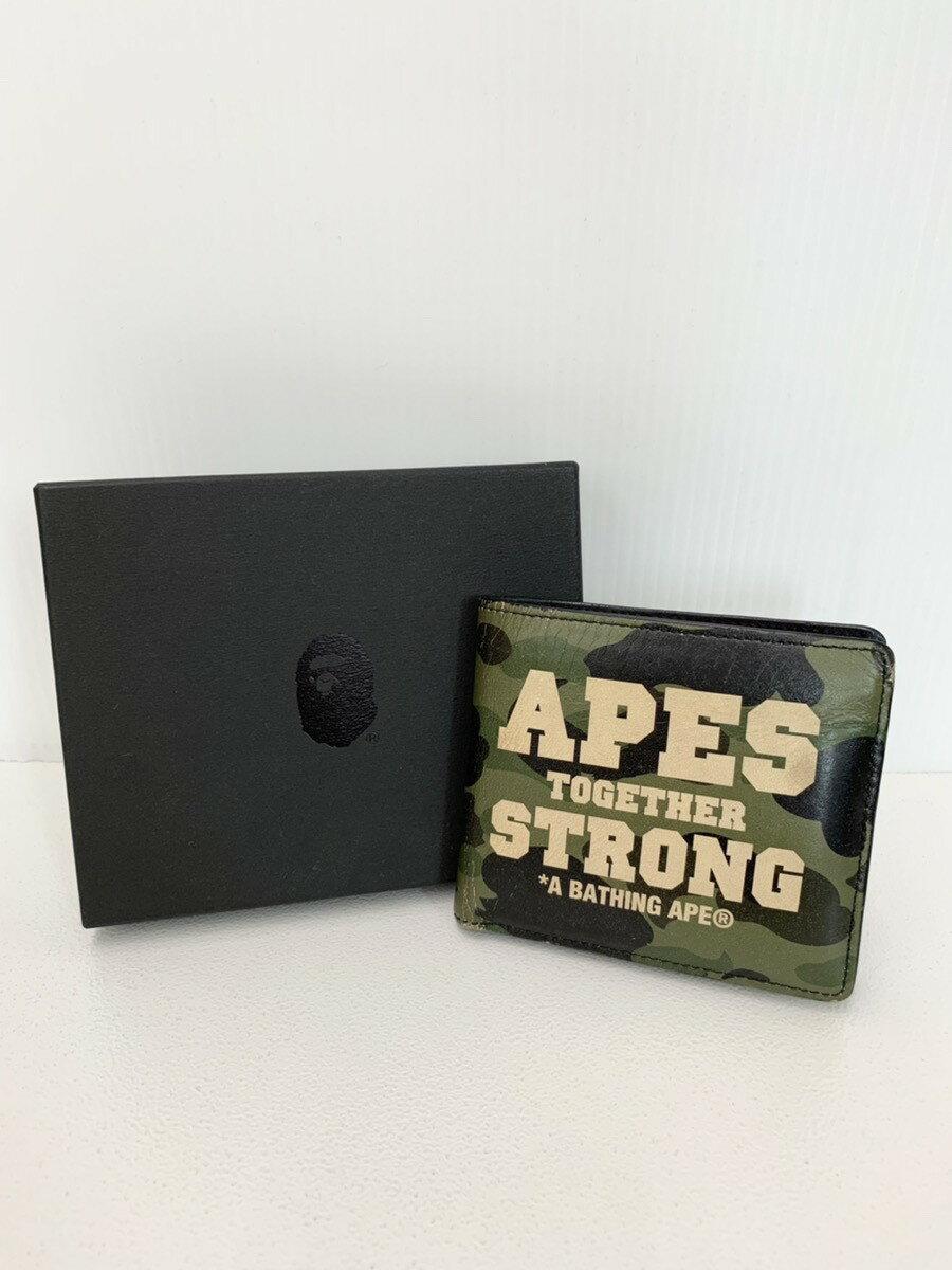 A Bathing Ape wallet A BATHING APE 201goods-53
