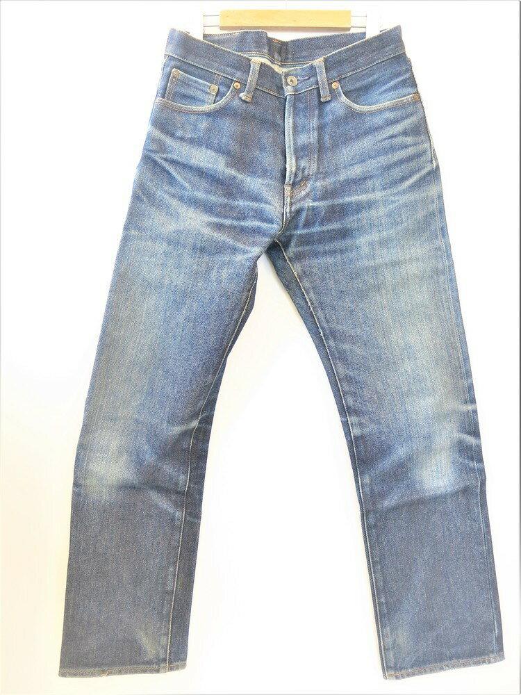 メンズファッション, ズボン・パンツ IRON HEART 634 FREEBEE denim 100 W30 L34 (BT-197)