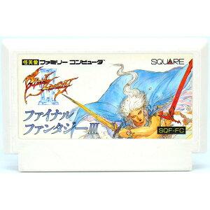 [중고] FC Final Fantasy 3 소프트웨어 전용 NES 소프트웨어