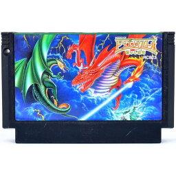 【中古】FC ドラゴンスクロール 甦りし魔竜 ソフトのみ ファミコン ソフト